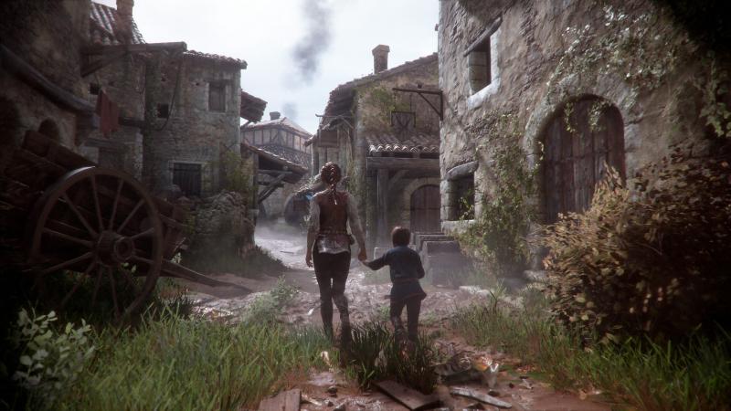 Своей музыкой Деривьер умело подчеркнул драматизм сюжета A Plague Tale: Innocence