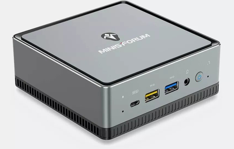MINISFORUM introduces ultra-compact mini PCs on AMD platform from $299