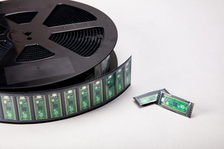 Представлен очень маленький микрокомпьютер Raspberry Pi Pico за $4 на двухъядерном ARM-процессоре