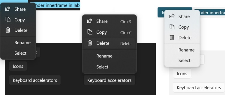 """Выяснилось, как изменится внешний вид меню в Windows 10 после предстоящего скругления углов"""""""