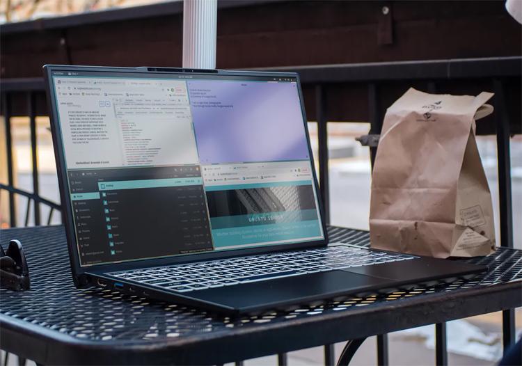 Представлен Linux-ноутбук System76 Darter Pro на процессоре Intel Tiger Lake по цене от $1100