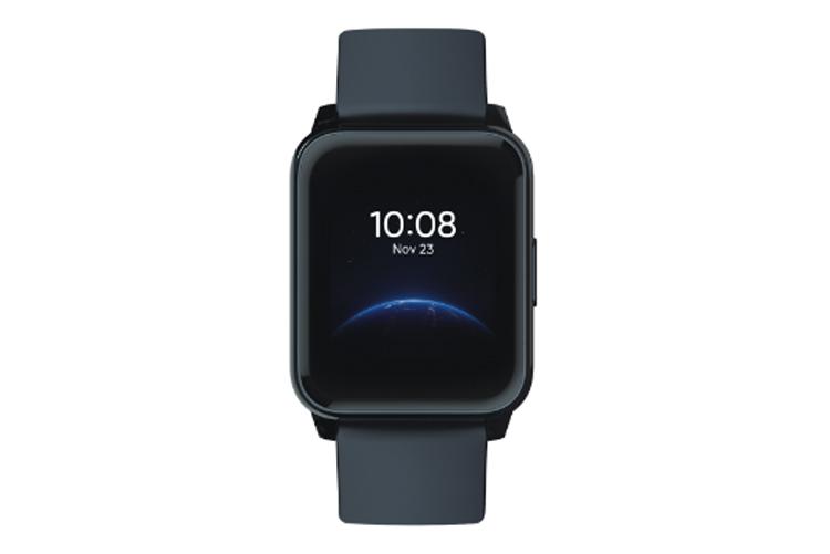 Фотография Realme Watch из цифрового файла инструкции