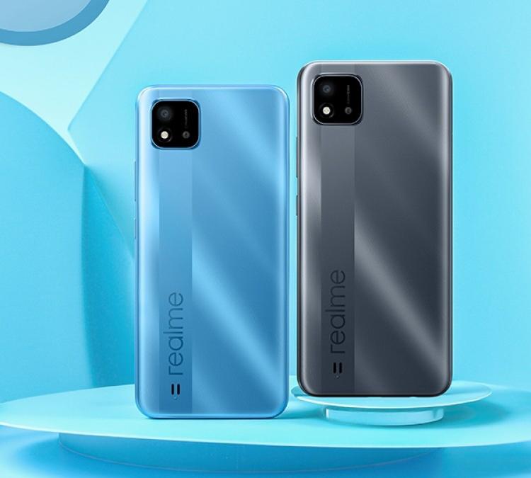 Представлен смартфон Realme C20 с чипом Helio G35, большой батареей и одинарной камерой за €90