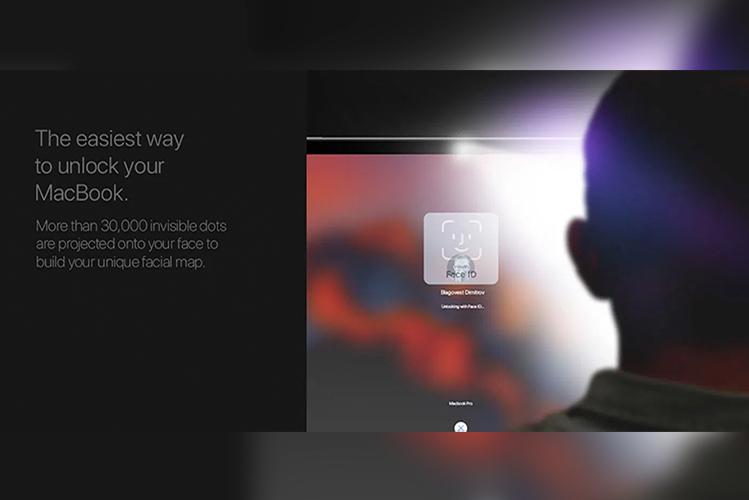 """MacBook получат поддержку 5G и распознавание лиц Face ID, но случится это нескоро"""""""