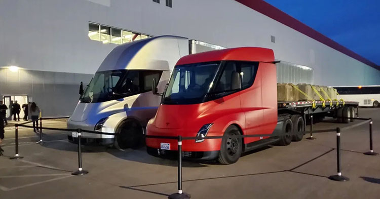 Tesla вновь активизировала разработку грузовиков Semi и ищет специалистов