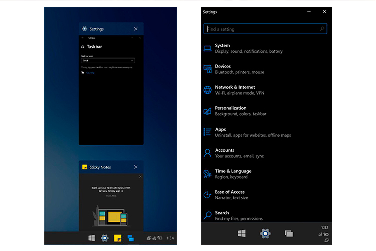 "Замена Windows 10 Mobile? Разработчик показал, как выглядит Windows 10X на смартфоне Lumia 950 XL"""