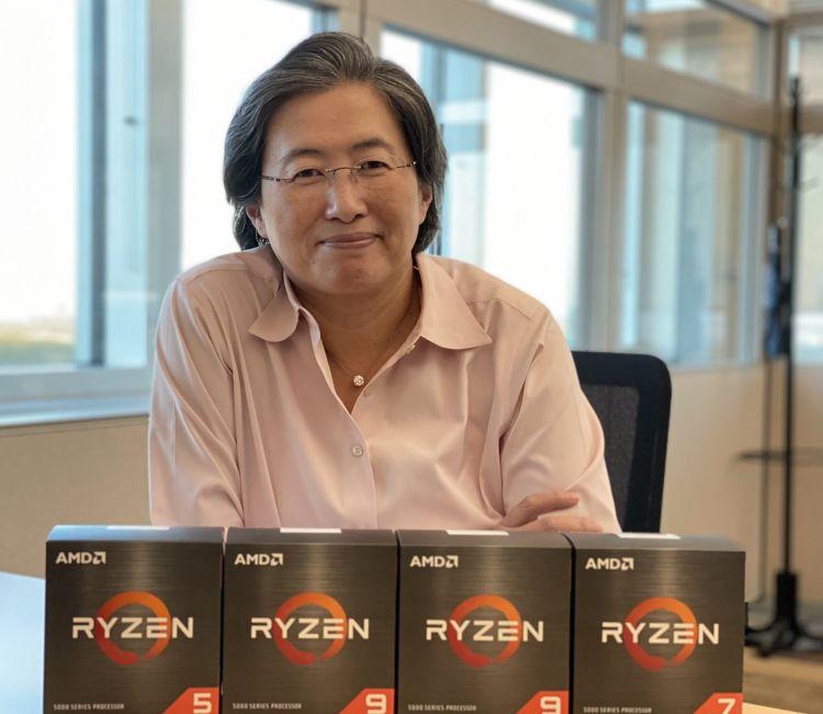 """AMD сосредоточится на продажах Ryzen 7 5800X, Ryzen 5 5600X и Ryzen 5 3600 в этом квартале. Ryzen 9 5900X и 5950X останутся в дефиците"""""""