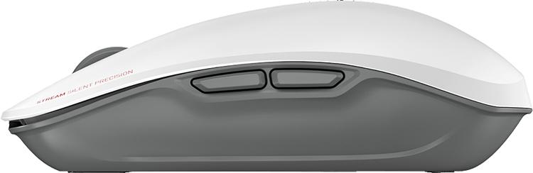 В состав комплекта Cherry Stream Desktop входят беспроводные клавиатура и мышь