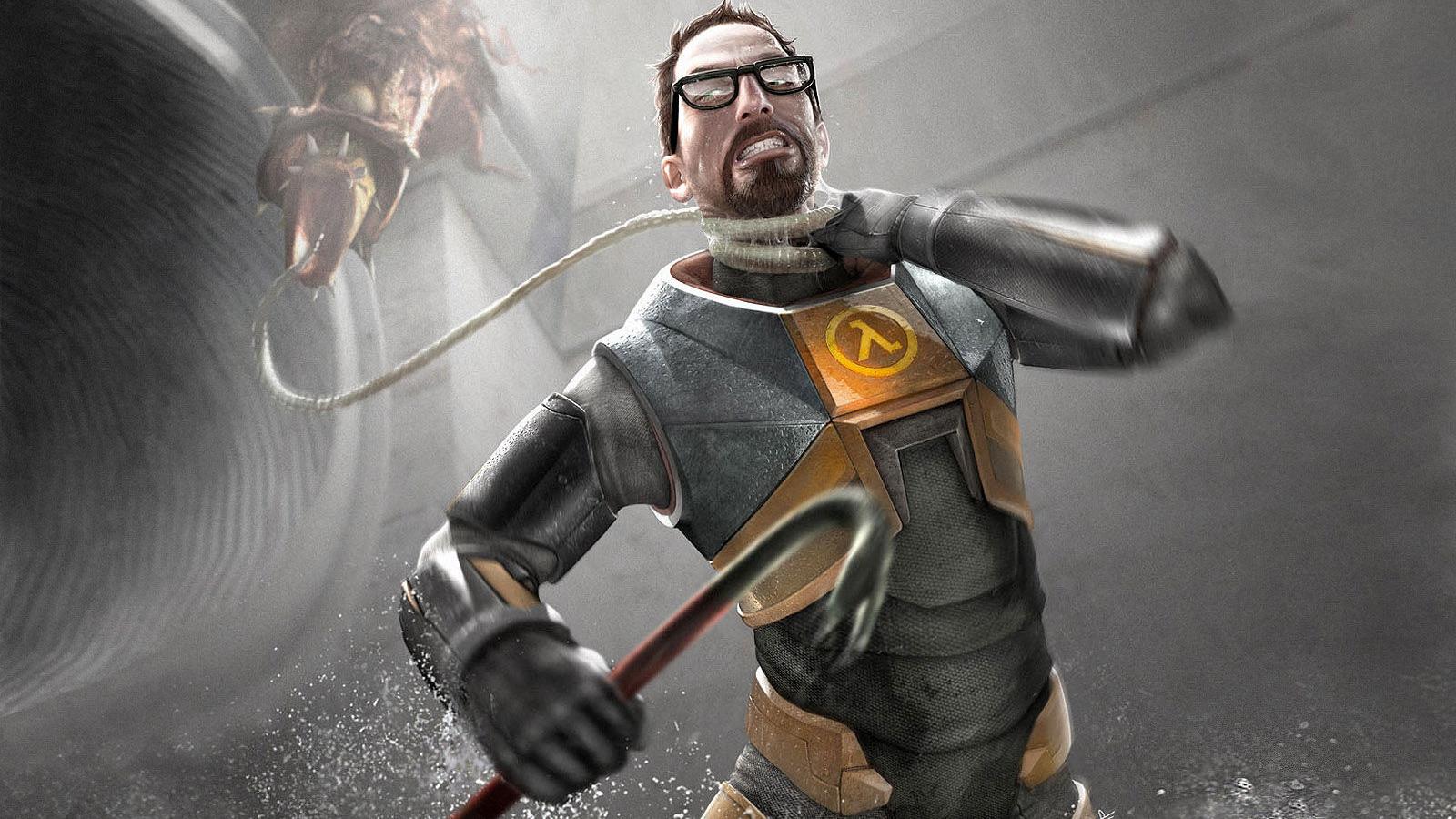 Видео: группа спидраннеров пробежала Half-Life 2 задом наперёд за 13 минут