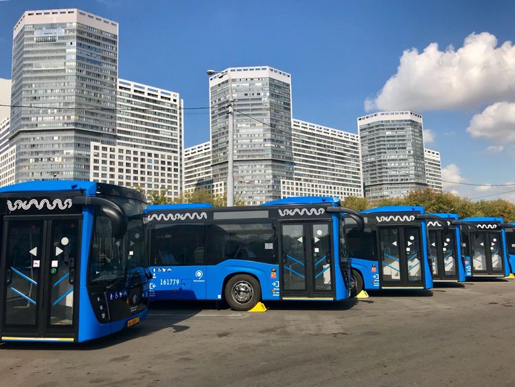 В 2021 году КАМАЗ удвоит производство электробусов