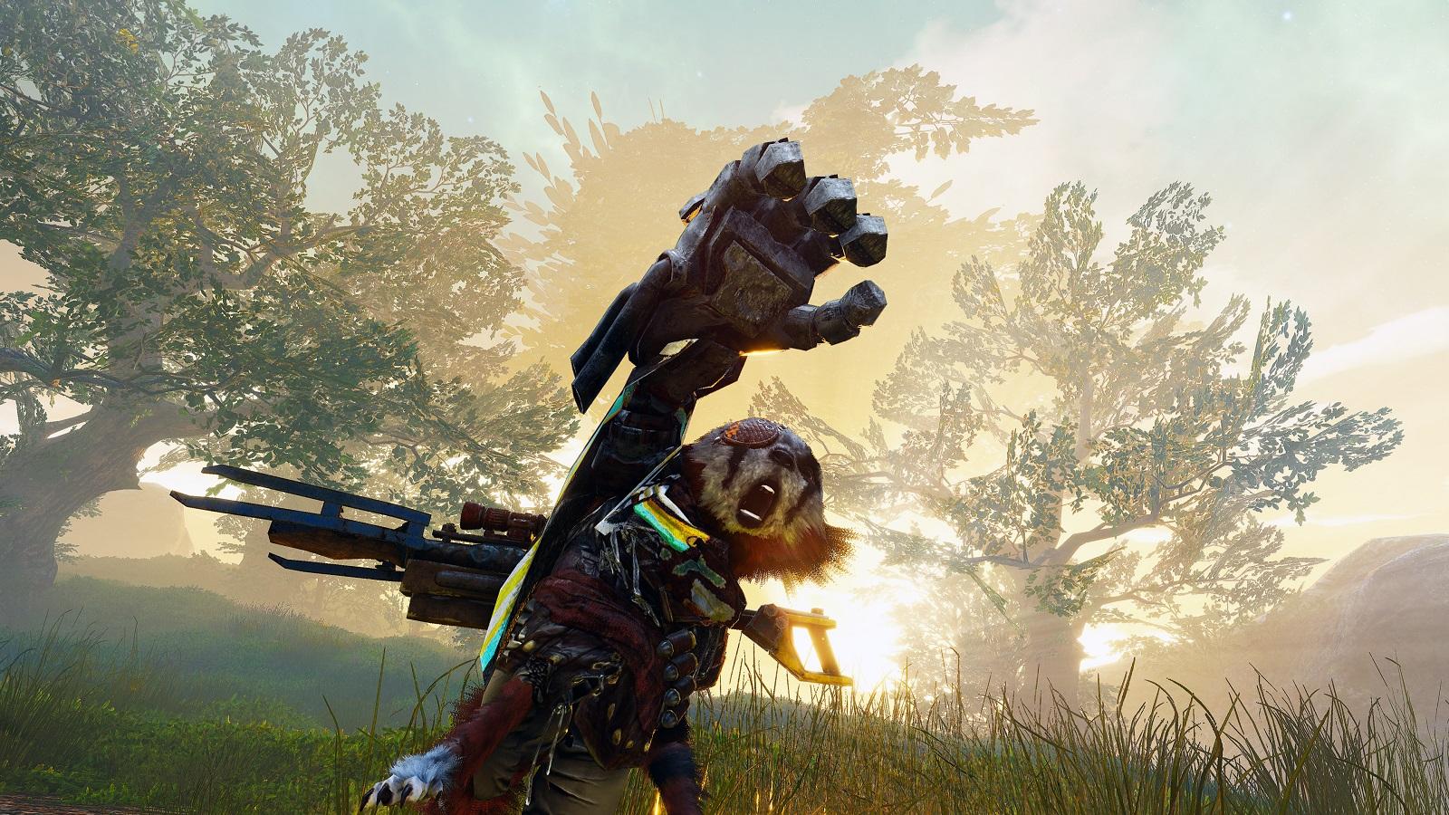 Многострадальный ролевой экшен Biomutant выйдет 25 мая на PC, PS4 и Xbox One