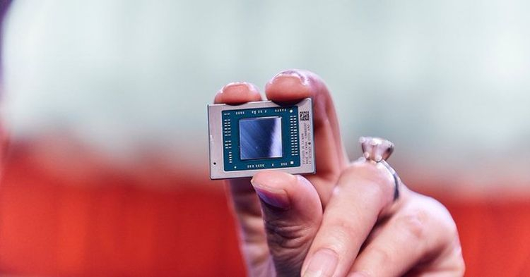 AMD revenues from customer processor sales increase by a factor of one and a half