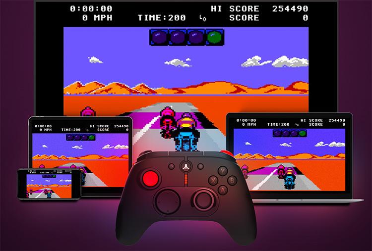 Plex запустила подписочную службу на игры для Atari