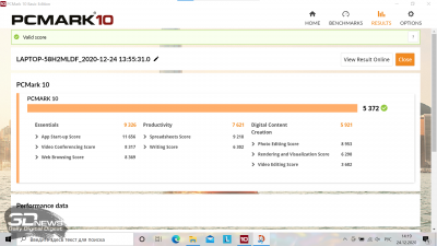 Lenovo IdeaPad Slim 7 (AMD Ryzen 7 4800U)