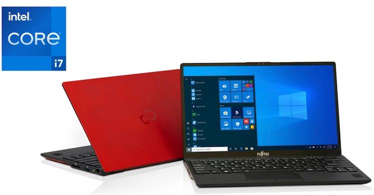 """Fujitsu представила обновлённые профессиональные ноутбуки Lifebook на Tiger Lake и с поддержкой 5G"""""""