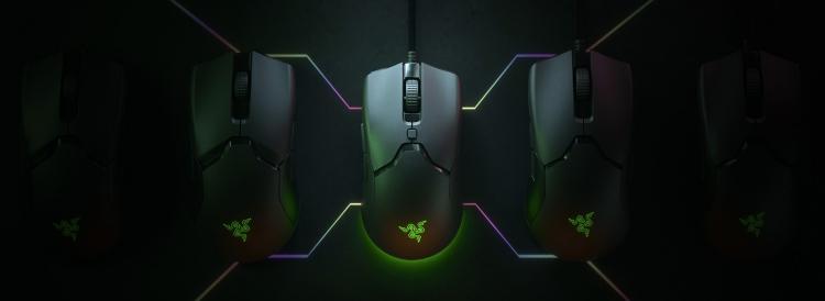 """Razer представила игровую мышь Viper 8K с огромной частотой опроса в 8000 Гц"""""""