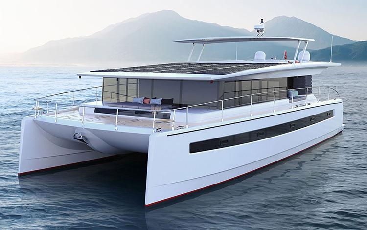 Модель Silent 60 от Silent Yachts