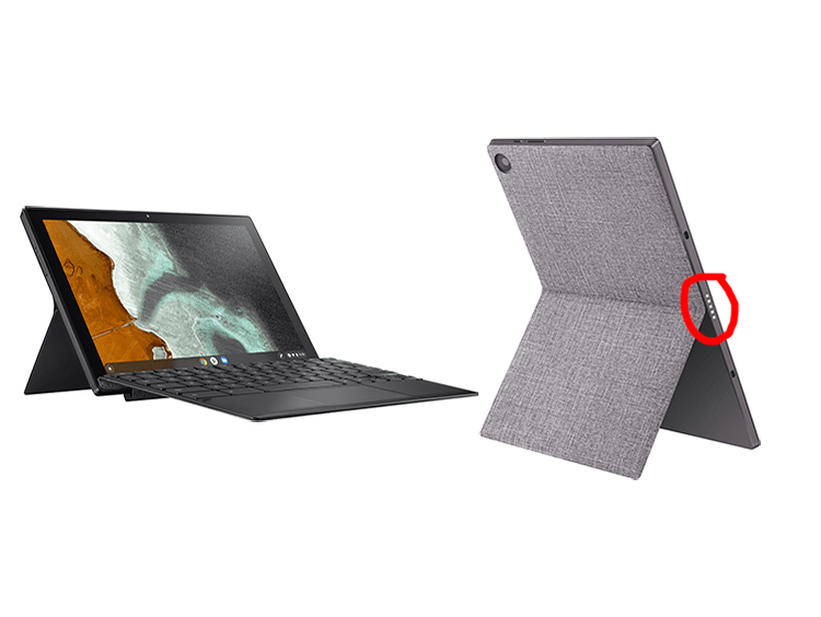 Ещё не представленный планшет ASUS на базе Chrome OS замечен в зарубежных интернет-магазинах