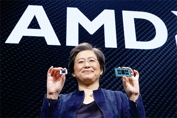 After the GameStop story, trading in AMD shares has been restricted