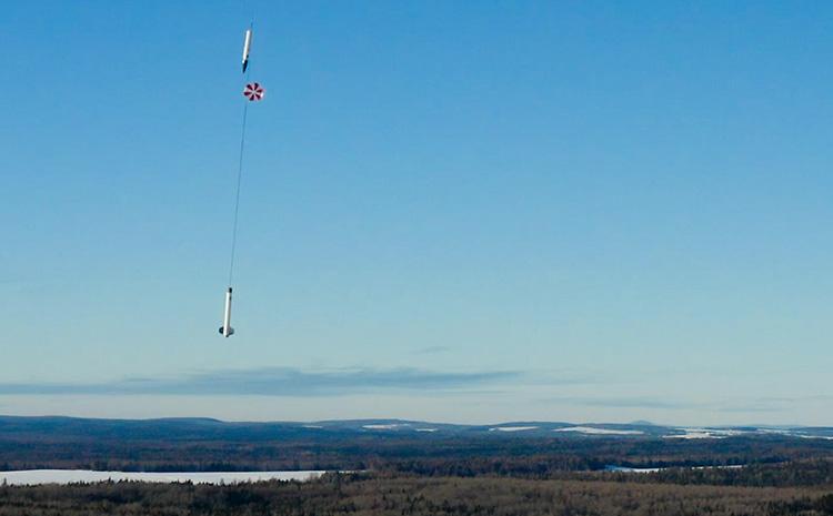 """BluShift Aerospace успешно провела тестовый запуск первой коммерческой ракеты на биотопливе"""""""