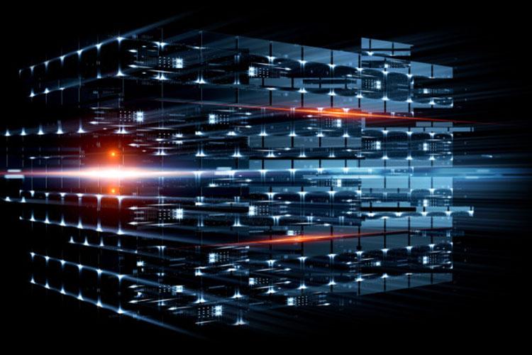 Художественное представление работы квантовых систем. Источник изображения: Dmitriy Rybin/Shutterstock