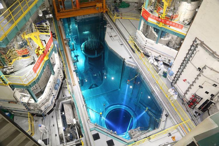 Китай ввёл в строй первый ядерный реактор третьего поколения Hualong One с минимальной зависимостью от импорта