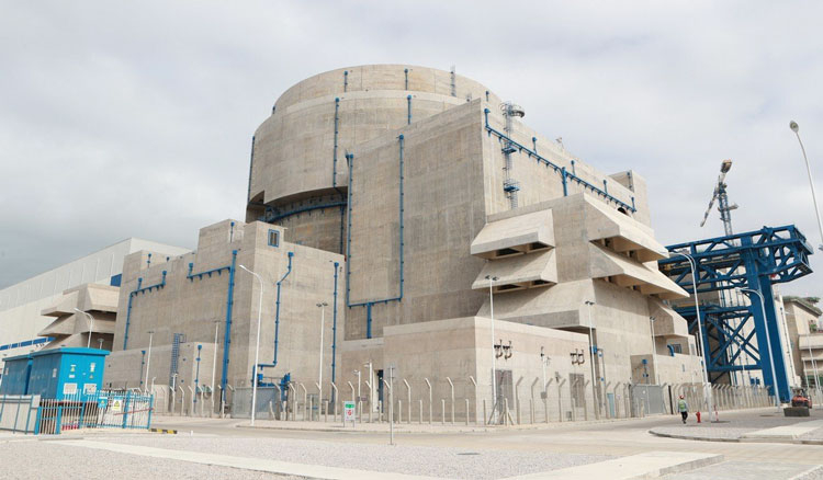 """Китай ввёл в строй первый ядерный реактор третьего поколения Hualong One с минимальной зависимостью от импорта"""""""
