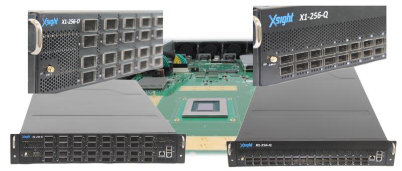 Коммутатор Xsight Labs с поддержкой 800GbE