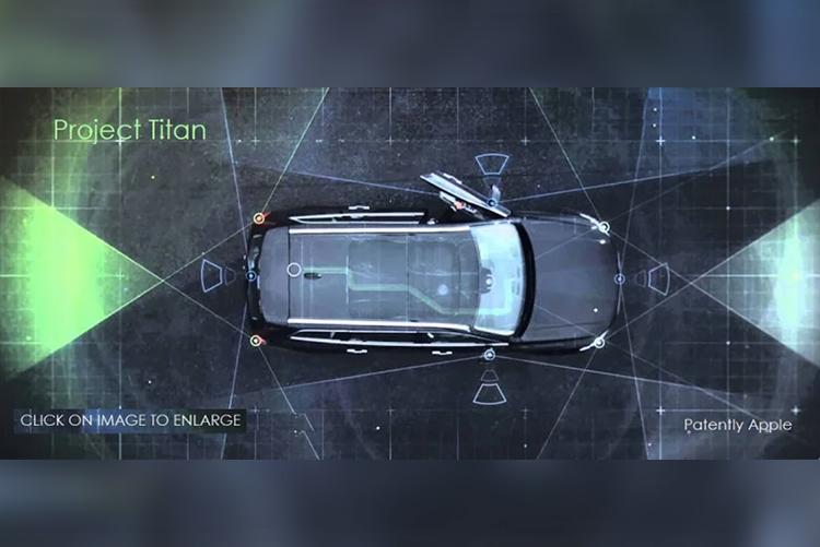 """Apple запатентовала для будущего электромобиля систему распознавания дорожных знаков при плохой видимости"""""""