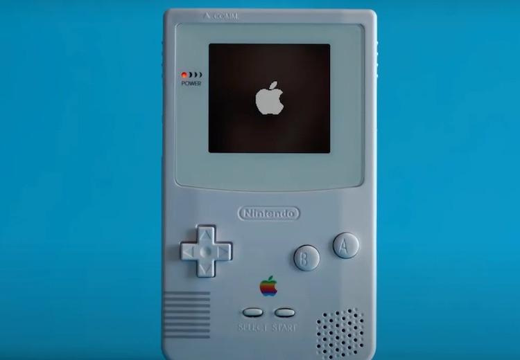 Энтузиаст превратил GameBoy Color в уникальный пульт управления Apple TV