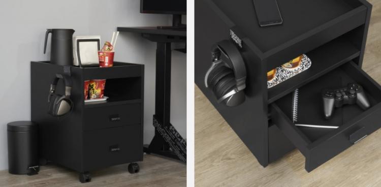 """IKEA вместе с ASUS ROG представила различную мебель и аксессуары для геймеров. Купить можно будет в октябре"""""""