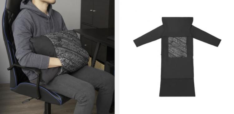 Подушка-одеяло Lånespelare