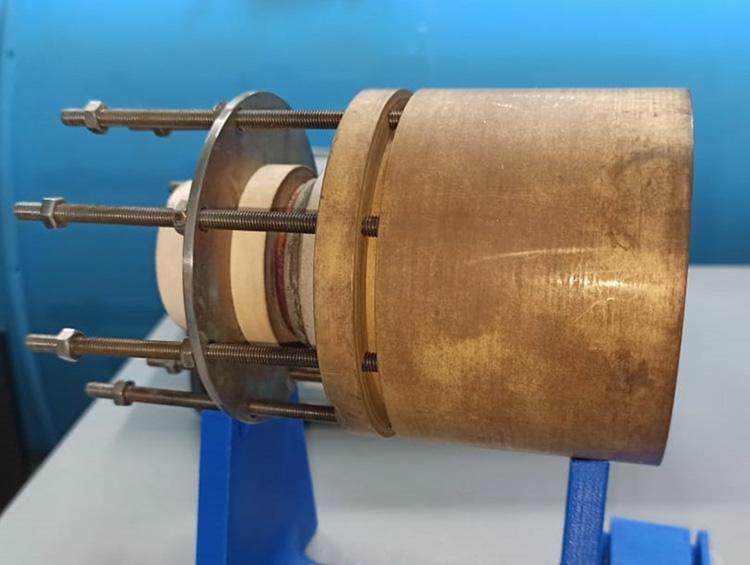"""Новейший российский сверхпроводниковый электроракетный двигатель прошёл стендовые испытания"""""""