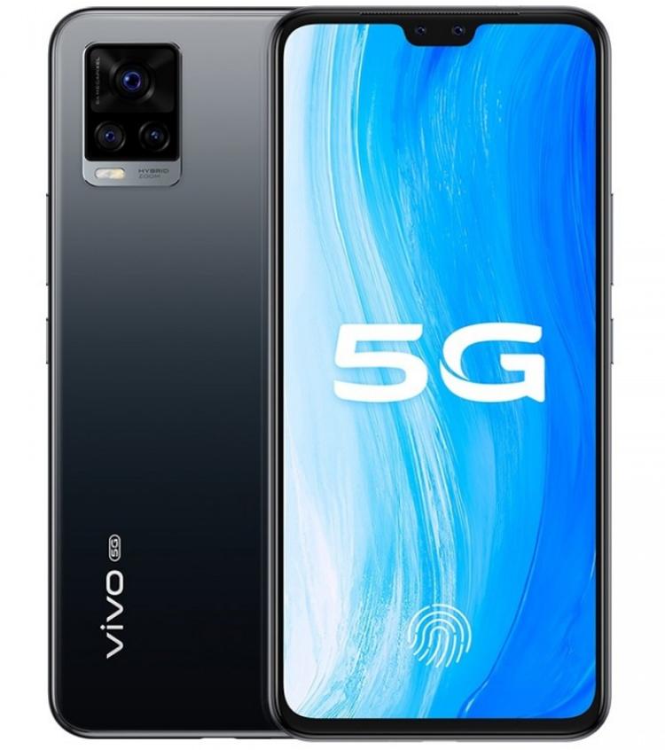 """Vivo представила смартфон S7t с процессором Dimensity 820 и 6,44"""" дисплеем"""