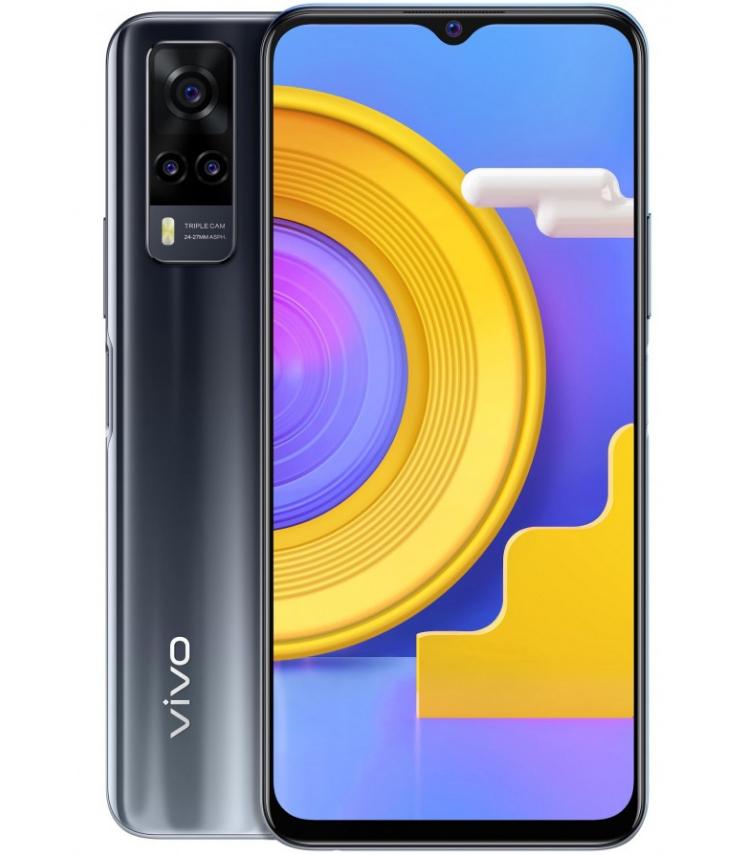 Vivo представила в России смартфон vivo Y31 и беспроводные наушники Wireless Sport