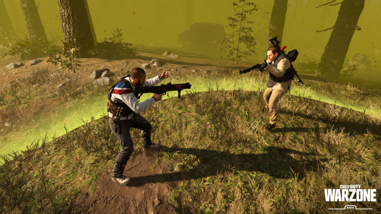 Не успел приземлиться, а уже победил: в Call of Duty: Warzone обнаружили новый забавный баг