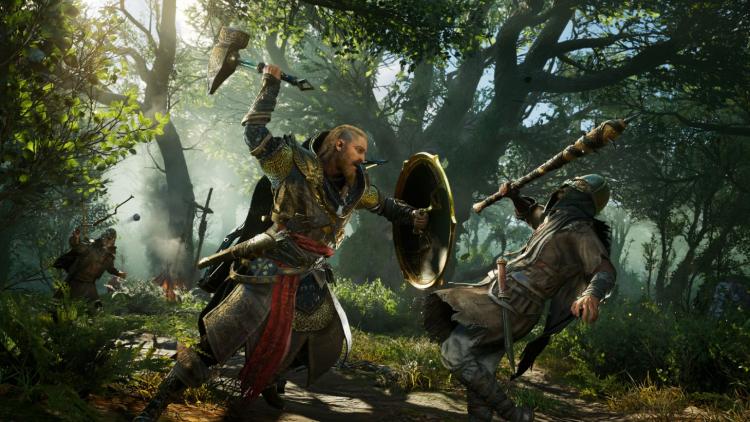 Фанаты Assassin's Creed Valhalla считают, что Ubisoft уделяет больше внимания микротранзакциям, чем развитию игры