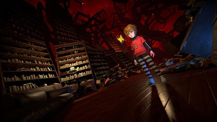 Погружение в кошмарные грёзы: у ужастика In Nightmare для PS4 появился издатель