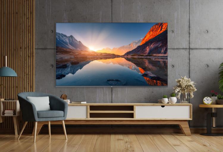 """В понедельник Xiaomi представит в Европе большой телевизор Mi QLED 4K TV"""""""