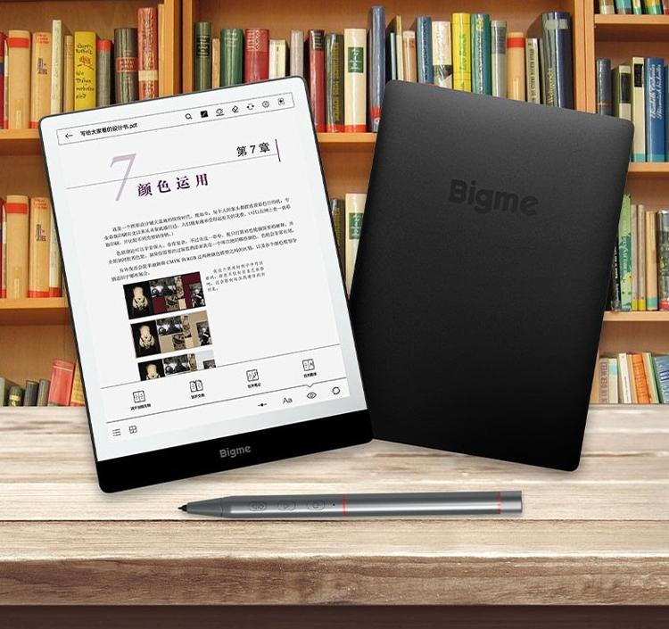 """Представлена электронная книга с цветным 7,8"""" дисплеем E Ink Kaleido высокого разрешения"""
