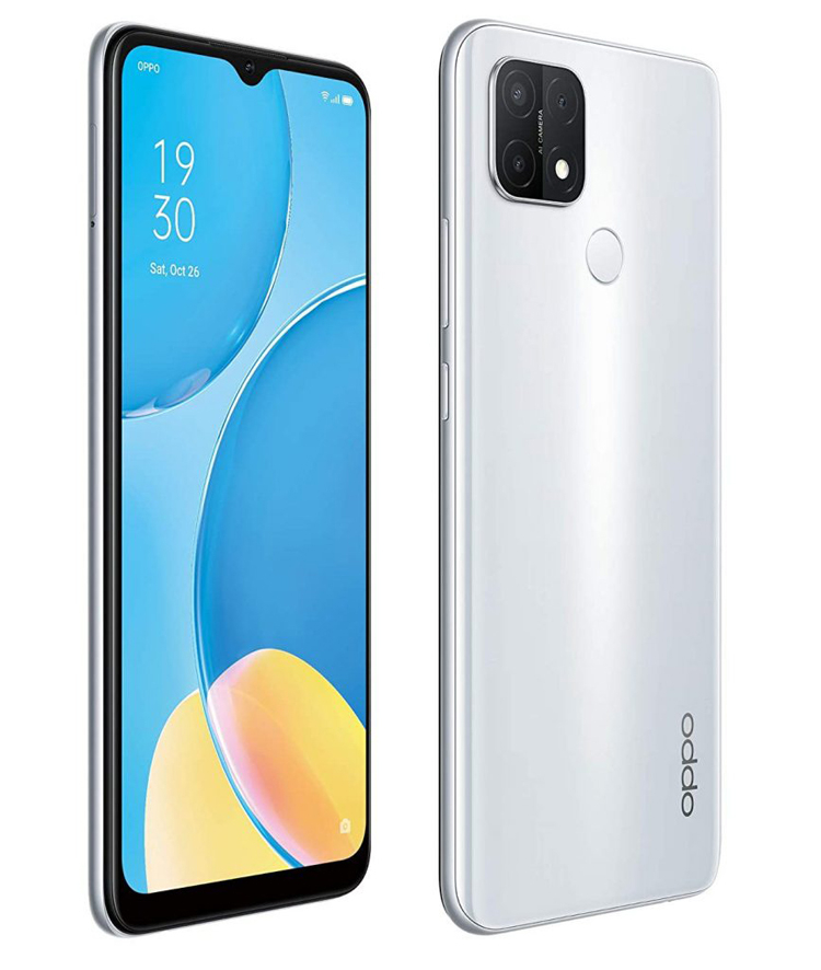 OPPO представила новую версию недорогого смартфона A15s и готовит аппарат F19 Pro+