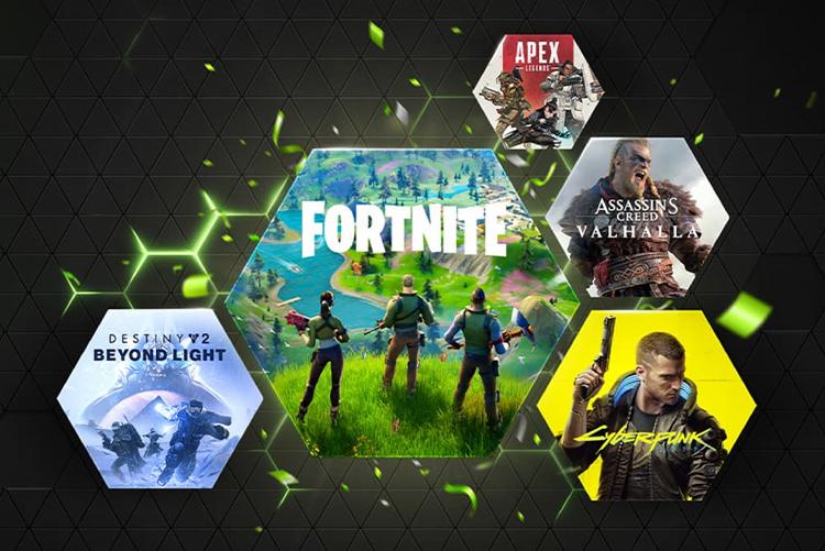За первый год работы GeForce Now пользователи провели в играх 175 млн часов, а в России самыми популярными стали Fortnite, Rust и CS:GO