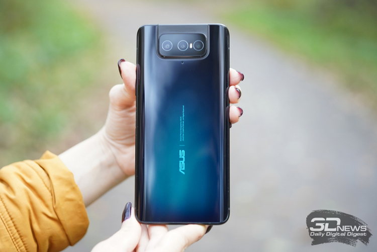 ASUS выпустит компактный премиальный смартфон Zenfone Mini