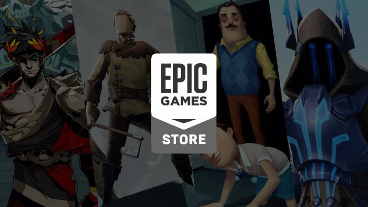 Насыщенные два года: Epic Games поделилась планами по выпуску эксклюзивов в Epic Games Store
