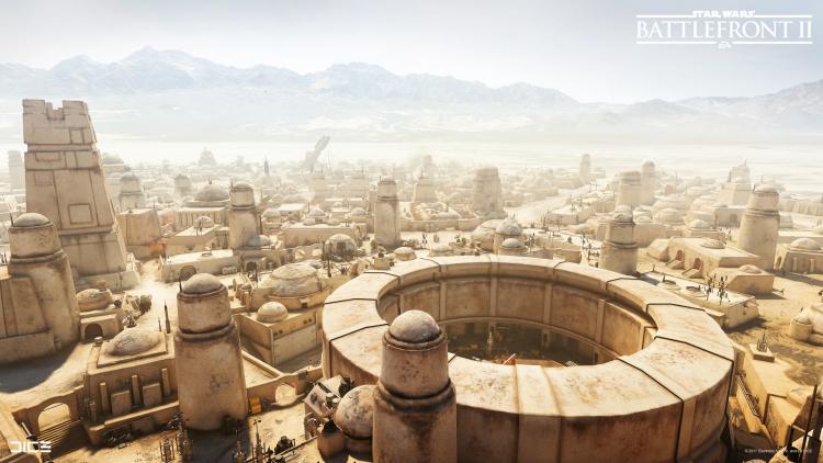 Мос-Эйсли в Star Wars Battlefront II