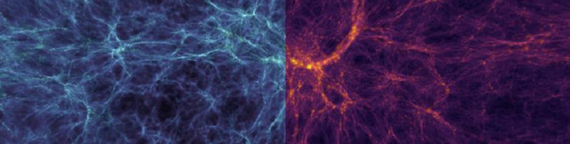 Проект CHOLLA, запущенный на Frontier, позволит понять поведение загадочной тёмной материи