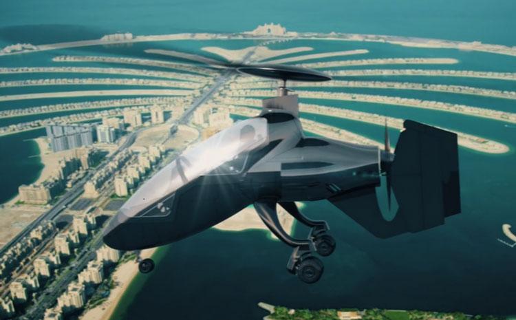 Концепция электрического автожира. Источник изображения: Skyworks Aeronautics