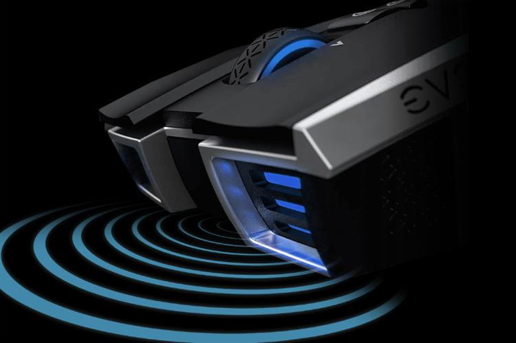 """Представлена мышь EVGA X20 для любителей игр с тремя способами подключения к ПК"""""""