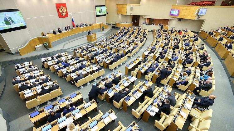 Госдума приняла законопроект, который позволит штрафовать сайты за нарушение прав россиян