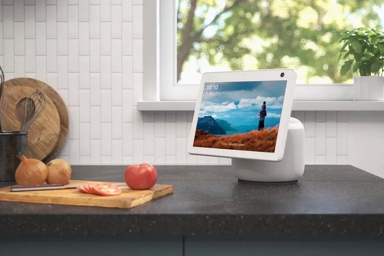 Amazon разрабатывает настенный смарт-дисплей для управления домашней электроникой